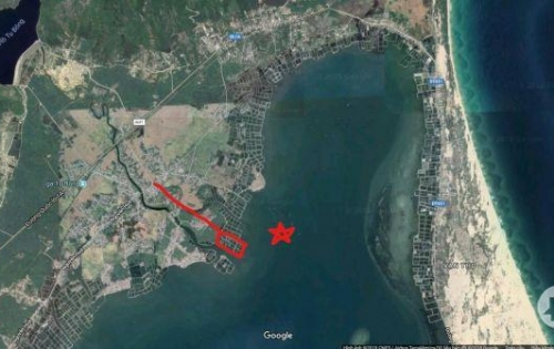 Bán đất nền  Bắc Vân Phong, giá tốt, lợi nhuận khủng 20tr/m2