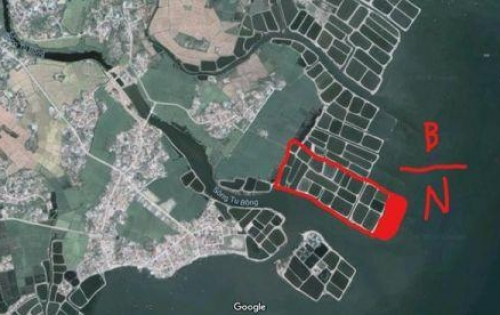 Nhanh tay lấy ngay đất vàng đặc khu Vịnh Bắc Vân Phong - Khánh Hòa