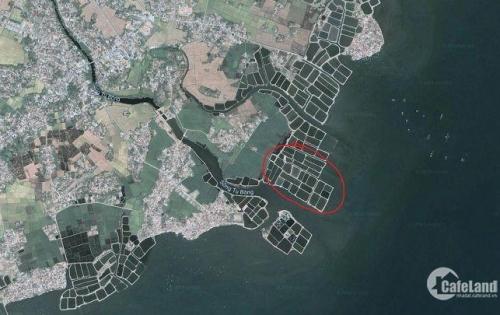 Sở hữu ngay đất nền Bắc Vân Phong Khánh Hòa, 20tr/m2.