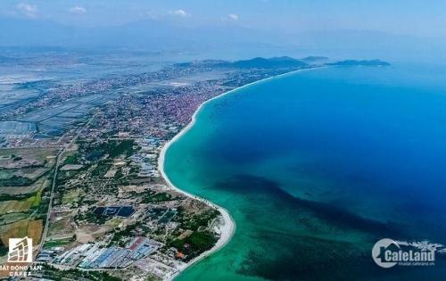 Nhanh tay sở hữu đất vịnh Bắc Vân Phong chỉ từ 10tr/m2