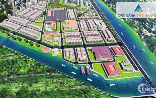 Dự án đất nền siêu HOT Tại TP Cần Thơ, 5*20=100m2, sổ hồng, Thổ cư 100%, Chiết khấu 9%
