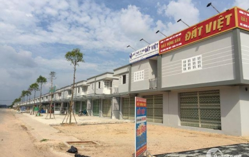 khu nhà ở thương mại trung tâm hành chính huyện bàu bàng