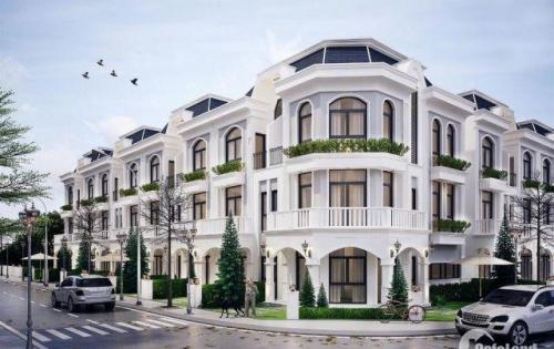 Nhà phố Long Phú Residence, Bến Lức, Ngay quốc lộ 1A, giá 2,3ty/căn, ck 5%