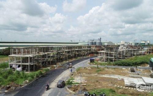 Mở Bán  Nhà Phố,Biệt thự có bến du thuyền của Khu Biệt Lập Trần Anh Riverside với giá 1,4 tỷ -090.393.747