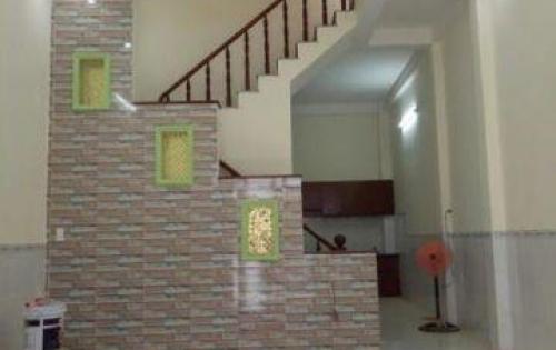 Nhà 1 trệt 2 lầu đường Nguyễn Trung Trực, SHR 5x20m giá 1 tỷ 25