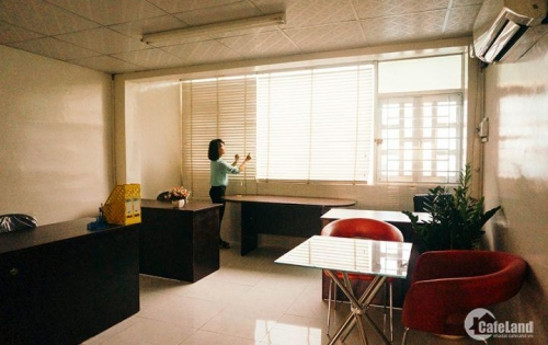 Văn phòng full nội thất và dịch vụ trọn gói chỉ 4.000.000đ/th văn phòng 3-4 nhân viên