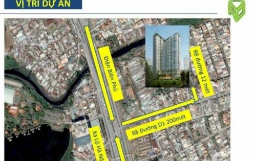 Hot - Căn hộ Novalan trung tâm thành phố - Đã bàn giao 68m2, 2.8 tỷ