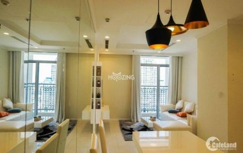 Vinhomes Tân Cảng - Bán căn hộ 2PN, giá tốt, layout, view đẹp, nội thất cao cấp.
