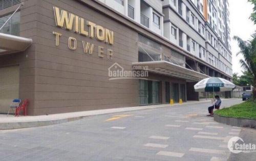 Bán Căn Hộ Cao Cấp WILTON, Bình Thạnh, Giá tốt nhất Sài Gòn, 93m2 - 3PN - 4,1 tỷ Bao Hết. LH: 0948896446