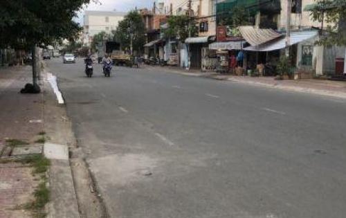 Bán nhà trệt mặt tiền đường Trần Quang Diệu , phường an thới , quận bình thủy . dt 125m2 . Thổ cư 100%
