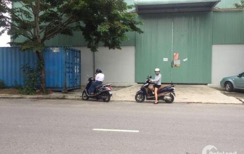 Cần thanh lý gấp 1 số Kho chứa hàng sau bến xe TTTP Đà Nẵng