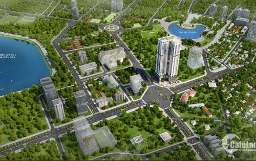 Bán căn hộ 2PN Chung cư Golden Park View công viên Cầu Giấy, CK 2%, hỗ trợ LS 0%