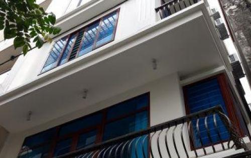 Bán nhà PL Hoa Bằng, Yên Hòa,Cầu Giấy,DT50m2 x 6tầng thangmáy,oto vao nha 6.4tỷ.