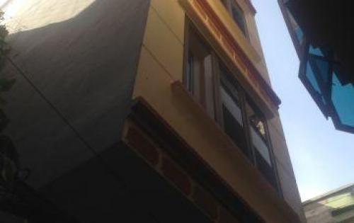Chỉ 4.8tỷ có ngay nhà đẹp 5 tầng 35m2 Nguyễn Khang