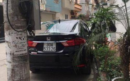Bán nhà Phân lô ô tô đỗ cửa Vũ Phạm Hàm 45m2, giá 3,6 tỷ.