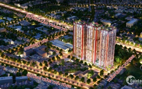 Căn hộ VIP rộng 164m2 giá siêu rẻ tại trung tâm Cầu Giấy