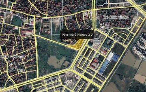 CĐT mở bán LK-BT Xuân Phương Hateco 3, Hateco 5, Hateco 6 cách sân vậ động Mỹ Đình 3km