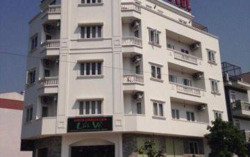 Do định cư nước ngoài cần bán gấp khách sạn 2 mặt tiền
