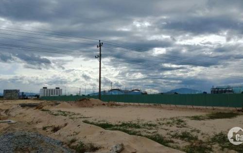 Bán đất dự án Finsion complex city Nam Đà Nẵng ven sông Cổ Cò, 630tr/nền