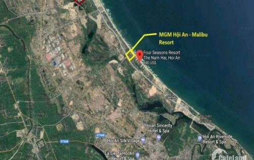 Bán căn hộ nghỉ dưỡng, Villas cao cấp- dự án mới GDD1 cạnh The Nam Hải Resort