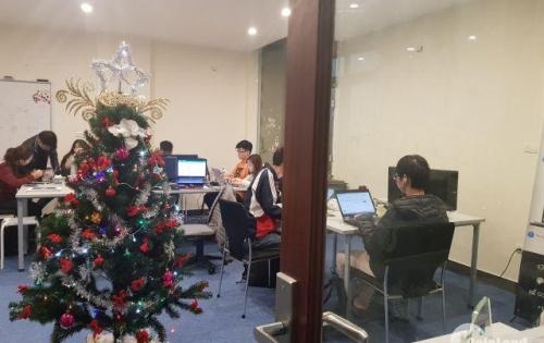 Cần cho thuê văn phòng cực đẹp 60m2 mặt phố Khâm Thiên,Đống Đa