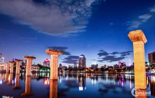 Bán Nhà Mặt Phố Mai Anh Tuấn 73m2 View Hồ Hoàng Cầu