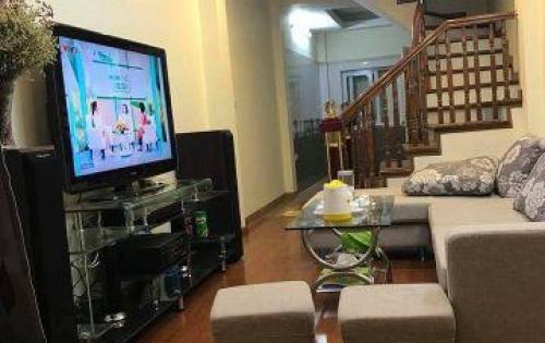 Bán nhà đẹp Đặng Văn Ngữ, 23m2*4 tầng MT 3.6m, ngõ rông thông thoáng. 2.5 tỷ