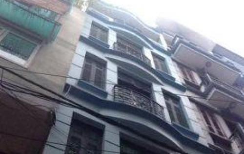 Bán nhà 5 tầng Khu Tây Sơn diện tích 30m giá 2,7 tỷ