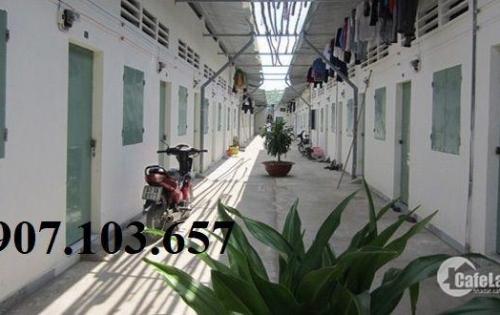 Cần bán dãy Nhà trọ giá 800 triệu, KCN Tân Đô, chính chủ, Sổ hồng Riêng