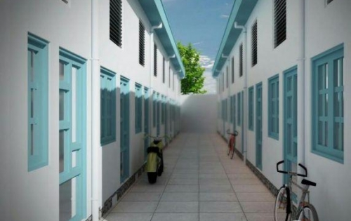 Bán gấp dãy nhà trọ 8 phòng giá 870tr nằm liền ke kcn Hồng Ánh trong kcn Hồng Ánh