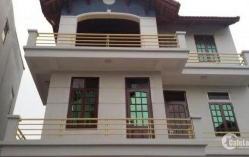 Bán nhà 3 tầng dt 61.5m mt 4m tại Cửu Việt, tt Trâu Quỳ, Gia Lâm, Hà Nội