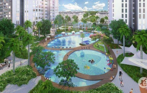 Vincity Gia Lâm - Thành phố Singapore thu nhỏ trong lòng Hà Nội