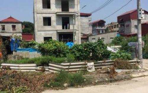 Bán đất mặt đường Cửu Việt 2-Trâu Qùy-Gia Lâm. DT 75m2, mặt tiền 4m, Đường 7m.LH 0986237584