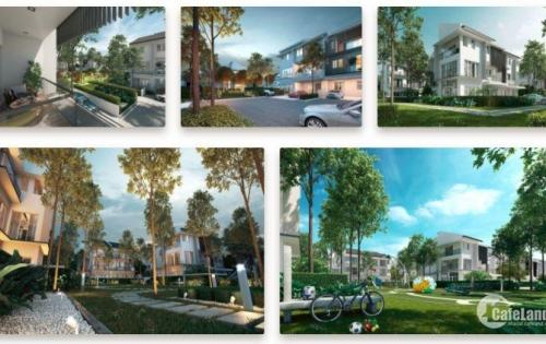 Hãy làm hàng xóm cùng Anh Thơ, Trọng Tấn ngay tại ParkCity Hà Nội