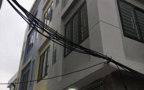 Bán Nhà 4 Tầng 32m2 gần ngã 4 Vạn Phúc, Hà Đông, Hà Nội. 1,93 tỷ.