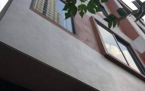 Bán Nhà mới Quang Trung Hà Đông, 38m2 x Mt 4.5m, giá 3 tỷ