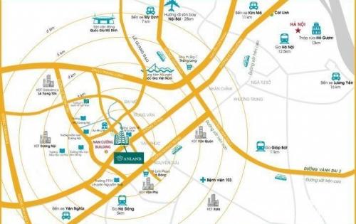 Tháng ngâu chiết khấu sâu - Anland Premium - ngay sát Aeon Mall Hà Đông - 0904.580.790