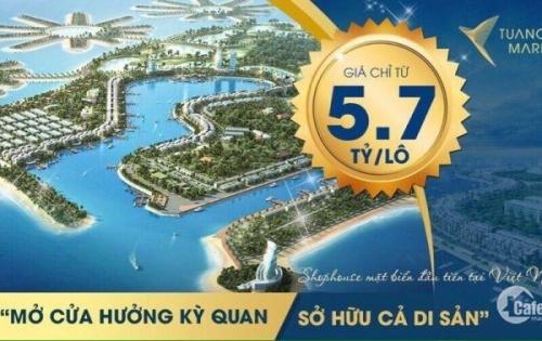 Còn duy nhất 2 lô vị trí mặt cảng tàu Quốc tế, thuận lợi kinh doanh,rẻ nhất thị trường, giá niêm yết CĐT