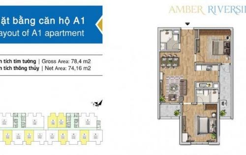 26 triệu/m2 có căn hộ chung cư cao cấp nằm trong quần thể Timescity