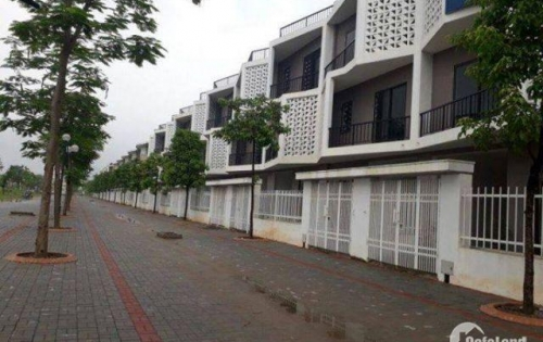 Mở bán duy nhất 5 căn Shophouse đường lớn 30m, dự án Nam 32