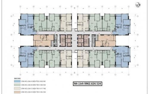 BÁN ĐỢT 1 – (TÒA T3) CHUNG CƯ THĂNG LONG CAPITAL ( KĐT mới Nam An Khánh , Hoài Đức , Hà Nội ) – TRỰC TIẾP SÀN CĐT – GIÁ CHỈ TỪ 17 TR/M2