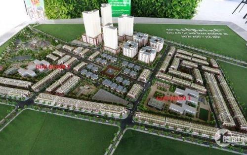 Bán Suất Ngoại Giao đường 30m, chỉ từ 3,7 tỷ/1 căn tại Liền Kề Nam 32. LH:097708485