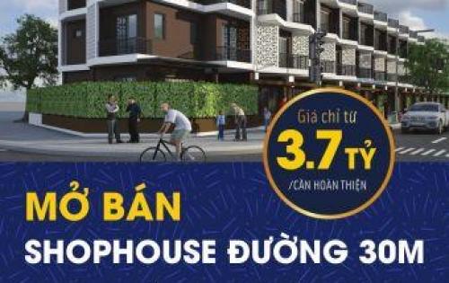 SỐC CHƯA TỪNG CÓ -Shophouse liền kề nam 32 giá cho nhà đầu tư