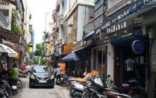 Mặt phố Nam Ngư Kinh Doanh Vô Địch, 70m2 x 5T, MT 3.5m. Sổ đỏ nở hậu 3.6m.