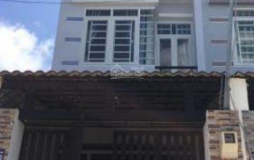 Cần bán nhà riêng 42m2(3.5*12) 2 lầu ,4 phòng ngủ, 2 toliet. Liên ấp 2-6 , quách điêu. 1 tỷ 6