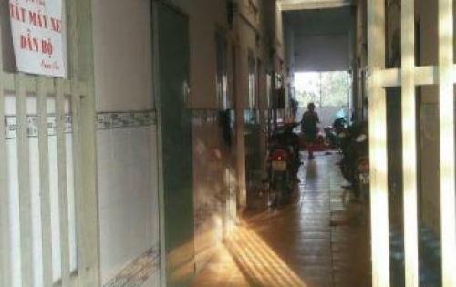 Bán dãy nhà trọ đang cho thuê kín phòng đối diện KCN Vĩnh Lộc 2, SHR