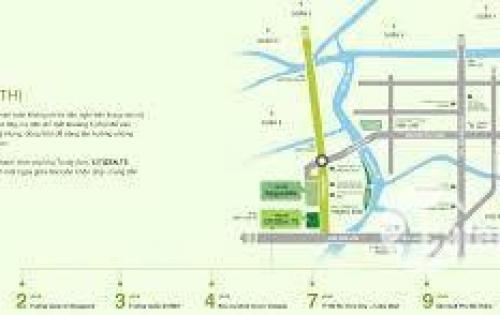 Penthouse thông tầng cao cấp mặt tiền đường 9A KDC Trung Sơn TT 50% nhận nhà ở liền. LH: 0901447771