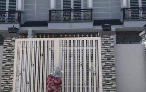 Chính Chủ bán Nhà 1TR 1L xây kiên cố, kiến trúc hiện đại ngay Chợ Bình Chánh, SR