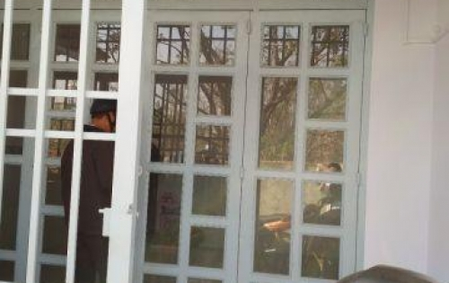 nhà cấp 4 gác lững, tọa lạc trên đường liên ấp 123 vĩnh lộc A bình chánh