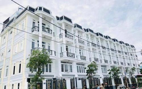 Bán nhà phố kiểu Châu Âu, mt QL 1A giá 2,1 tỷ/căn, SHR